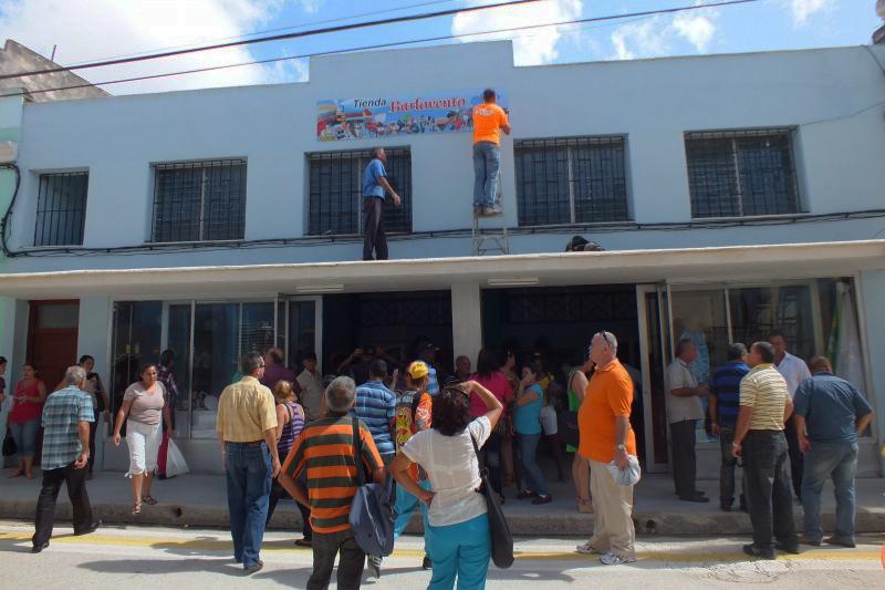 Reanimación del comercio en Camagüey, realidad para un mejor servicio al pueblo