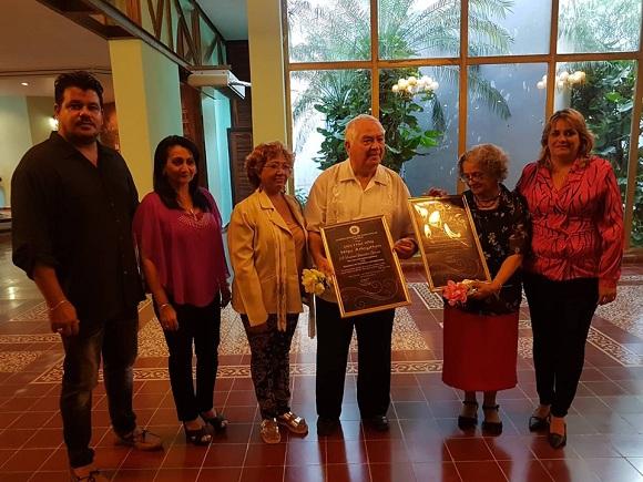 Camagüey nombra Hijos Adoptivos a los historiadores Adys Cupull y Froilán González
