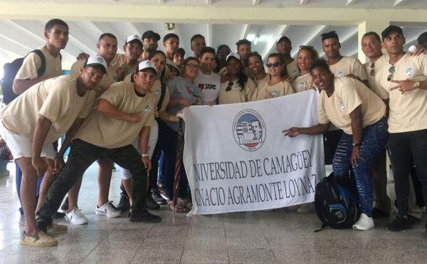 Camagüey quedó cuarto en Universiada Nacional