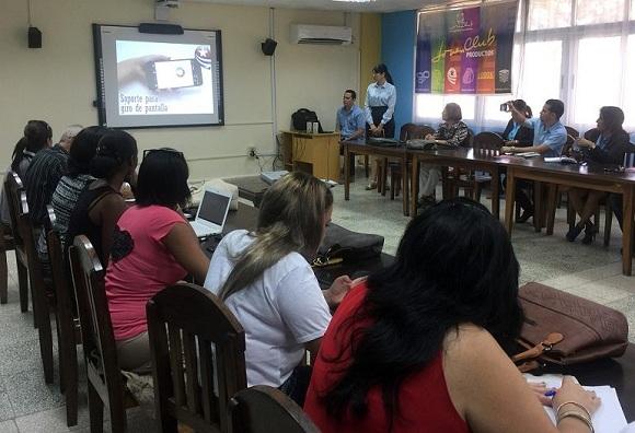 Universidad de Camagüey se convertirá en importante generadora de contenidos para Ecured