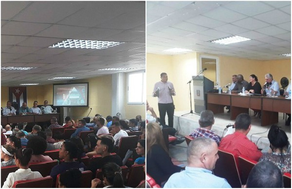 Presidente cubano pondera quehacer de la Universidad de Artemisa (+ Fotos)