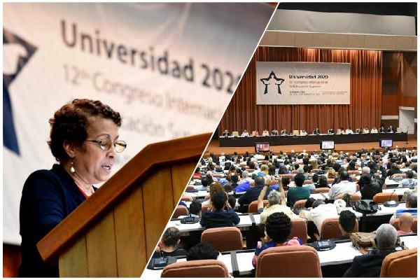 Concluye en Cuba el XII Congreso Internacional Universidad 2020