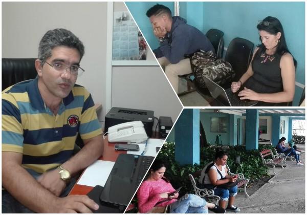 Informatización en Universidad de Camagüey promueve la investigación y el desarrollo
