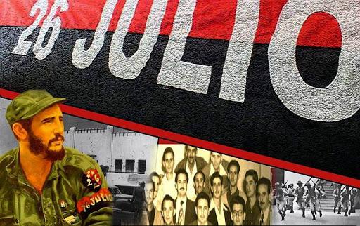Artistas cubanos rinden homenaje a los héroes y mártires del Moncada