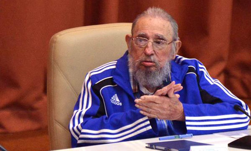 Fidel, we continue forward with loyalty and unity