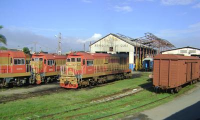 Resalta en Camagüey labor productiva de innovadores ferroviarios