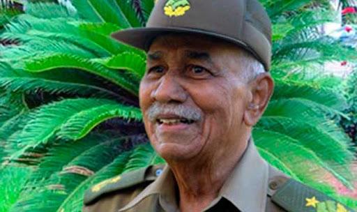 Díaz-Canel evoca legado del Comandante Juan Almeida Bosque