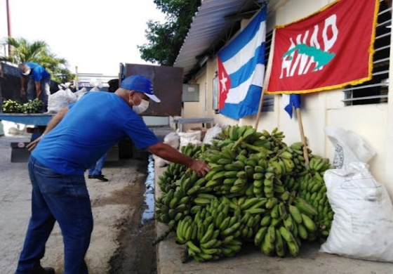 Local donations dedicated to the anniversary of the Peasant Congress in Arms