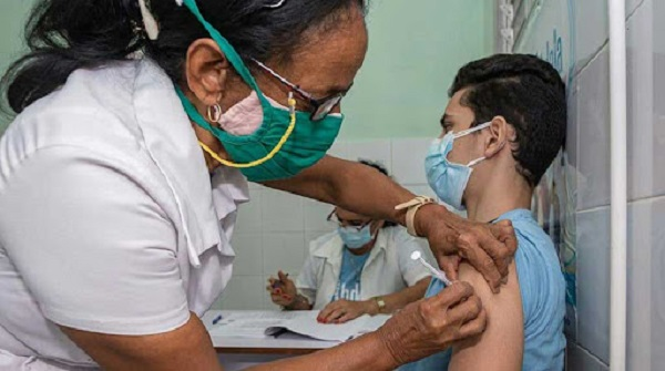 Iniciaron esquema de vacunación la mayoría de los niños y adolescentes camagüeyanos