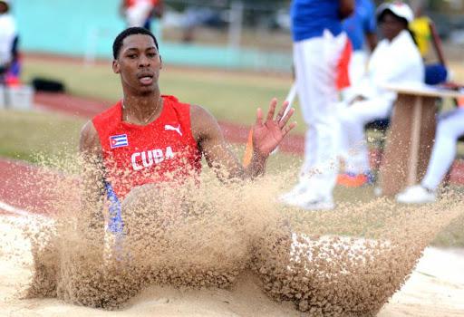 Saltador camagüeyano participará hoy en parada de atletismo de Madrid