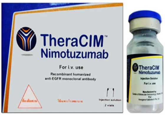 Observational study ofNimotuzumab carried outto combat COVID-19