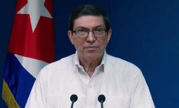 Denuncia Bruno Rodríguez impacto del bloqueo de EE.UU. al sector privado