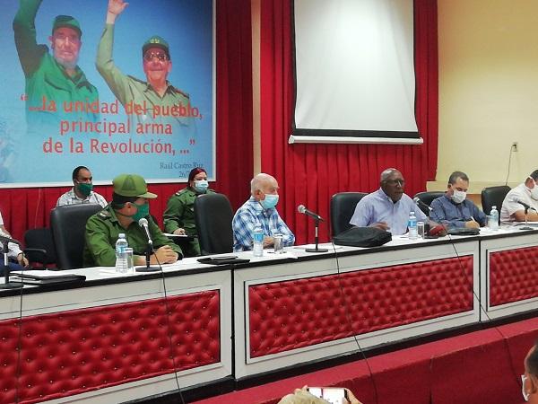 Valdés Mesa: Camagüey es fundamental en la reanimación de la ganadería cubana