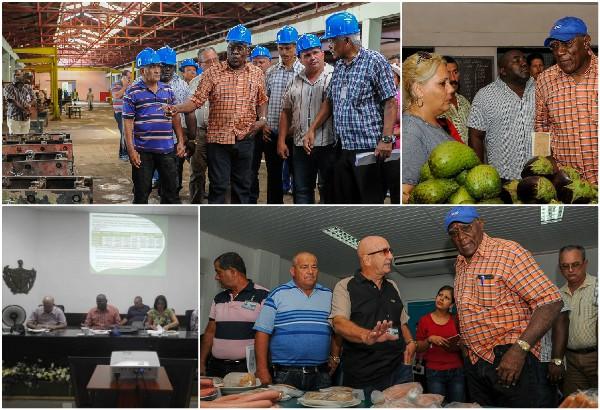 Destacan en Camagüey protagonismo de los municipios en el desarrollo local