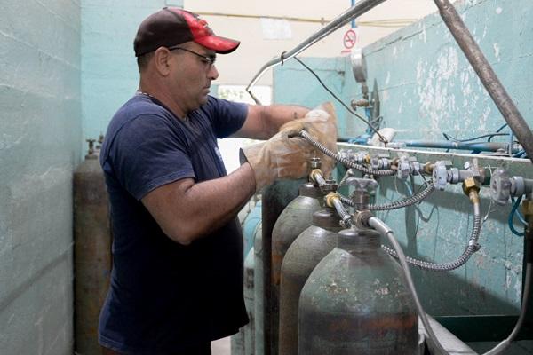 Apoyó sector industrial en Camagüey enfrentamiento a la Covid-19 durante 2020