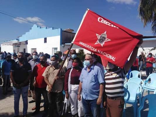Condición de Vanguardia Nacional para Empacadora Raúl Cepero Bonilla, de Camagüey (+ Foto)