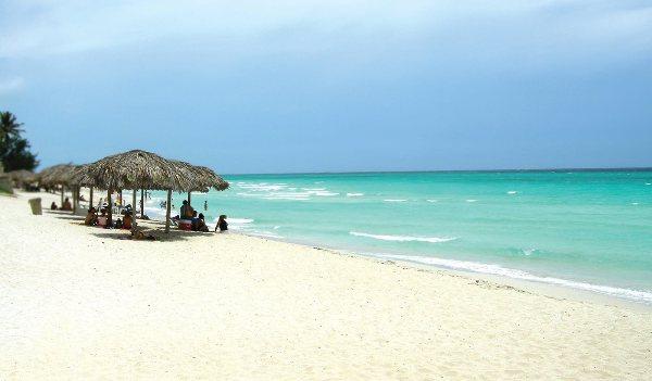 Varadero entre las mejores playas del mundo