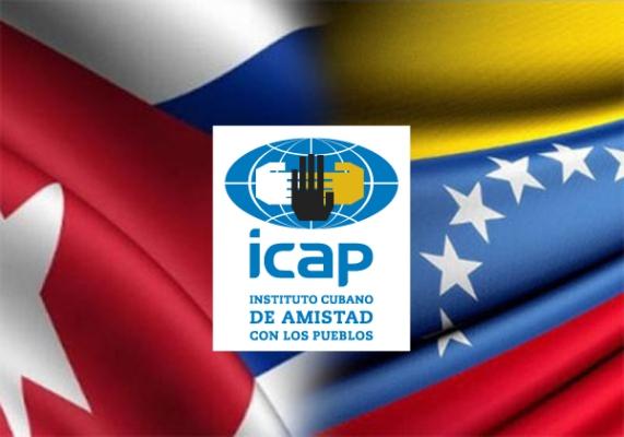 Brigada de solidaridad con Cuba respalda victoria del pueblo venezolano