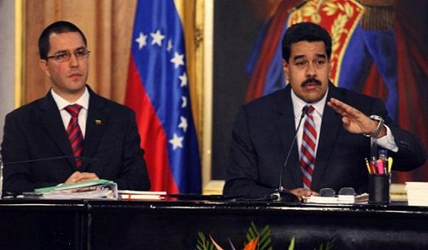 Venezuela denuncia que ayuda humanitaria busca justificar agresión