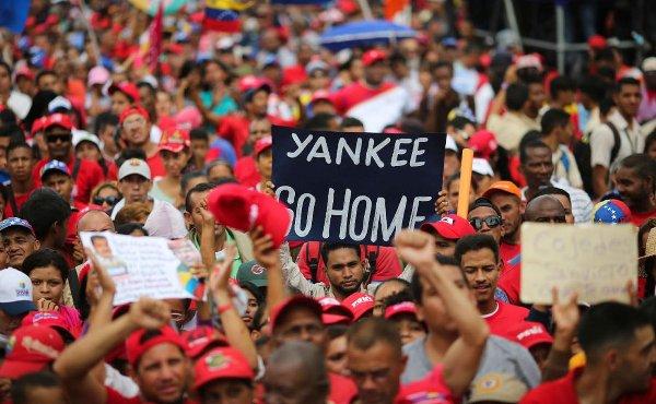 Refutan en Nueva York campañas injerencistas contra la Revolución venezolana