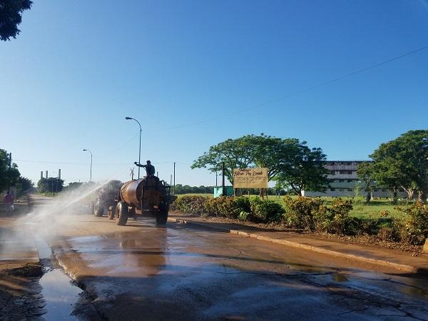 La municipalité  de Venezuela dans la province de Ciego de Ávila revient à la phase de transmission autochtone de Covid-19