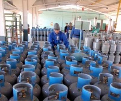 Crece venta liberada de gas licuado en Camagüey