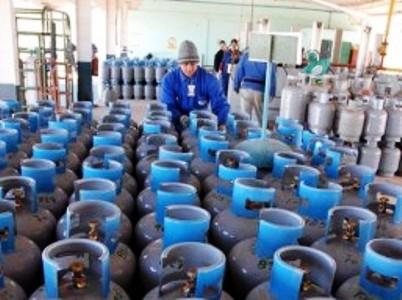 Coordenadas de la comercialización de gas licuado en Camagüey