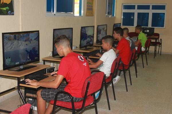 Con nuevas propuestas cerró el verano en los Joven Clubes camagüeyanos