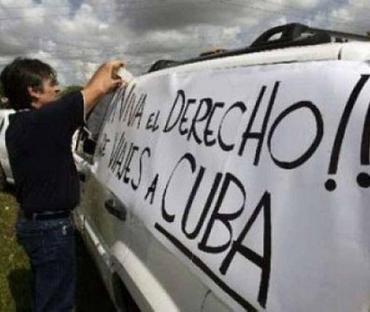 Emigrados en Miami defenderán derecho a viajar sin restricciones a Cuba