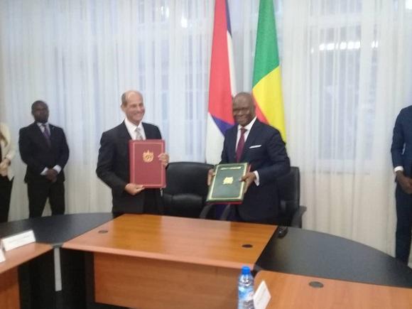 Firman Cuba y Benín Acuerdo de Reciprocidad de Inmuebles