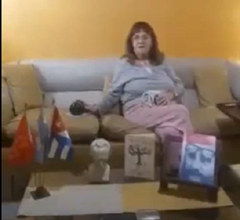 José Martí en el corazón de una argentina