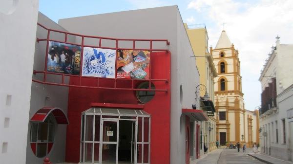 El Circuito camagüeyano acoge exposición sobre recursos virtuales