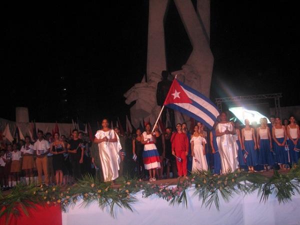 Camagüey dedica emotivo homenaje a Fidel