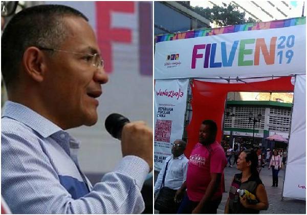 Ministro de Cultura de Venezuela denuncia ofensiva imperial contra Latinoamérica - Radio Cadena Agramonte