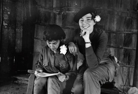La Revolución de las mujeres cubanas