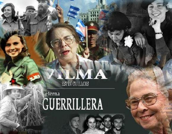 Vilma Espín: símbolo de amor y Revolución