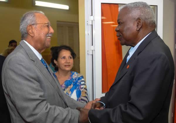 Ratifican vínculos de amistad Cuba y Antigua y Barbuda