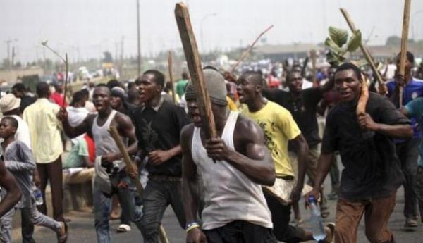 Estalla la violencia en norte de Nigeria