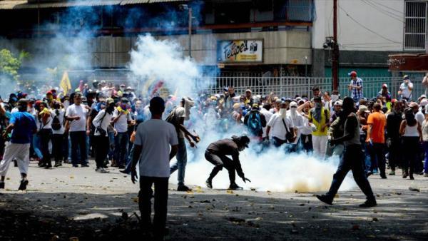 Venezuela responsabiliza a EE.UU. de alentar la violencia y el extremismo