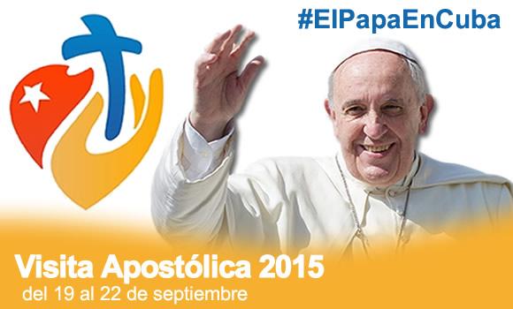 Alistan preparativos en Cuba para visita del Papa Francisco