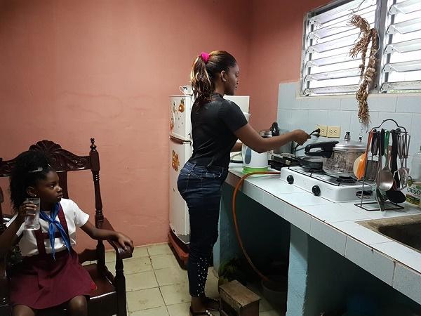 La communauté de Nueva Altagracia contribue à l'amélioration du fonds pour le logement a Camagüey