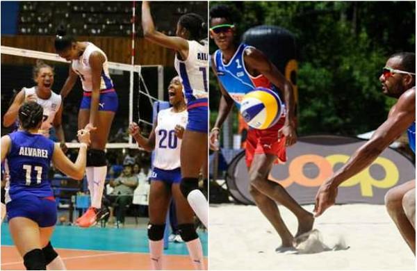 Camagüey prepara celebraciones y competencias nacionales de Voleibol