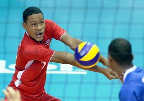 Vence Cuba a Estados Unidos en Mundial de Voleibol sub 21