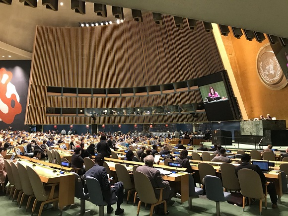 The world raises its voice to support the end of blockade