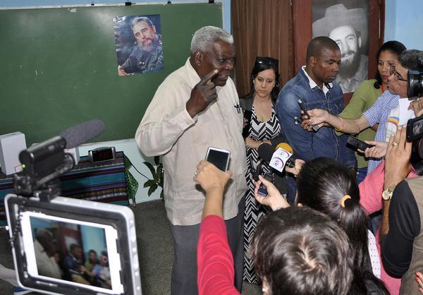 Presidente del Parlamento convocó a demostrar unidad de Cuba en las urnas (+Video)