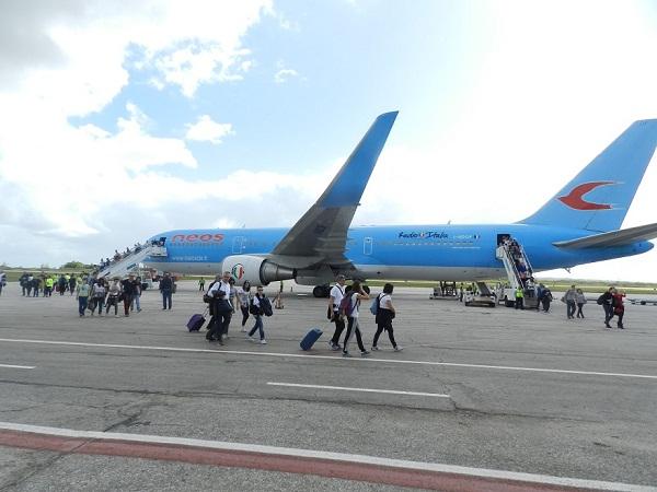 Llegaron más turistas a Camagüey en el primer trimestre del 2016