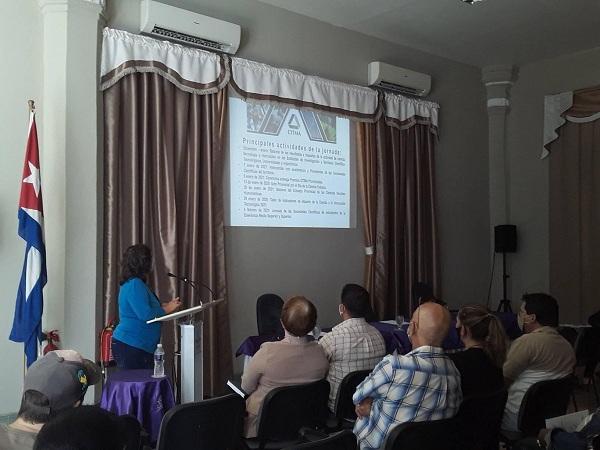 Científicos de Camagüey promueven investigaciones en sectores claves