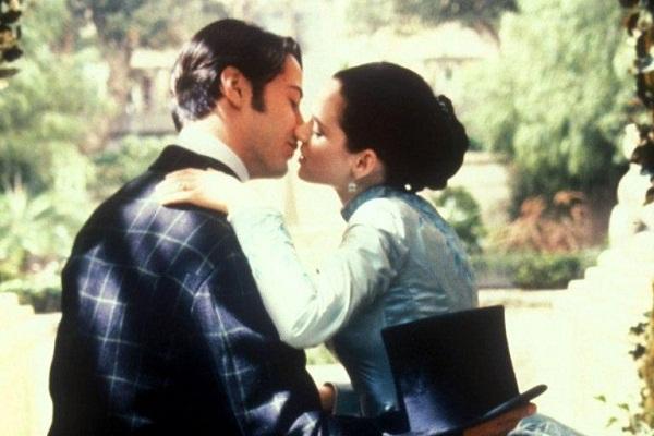 Coppola confirma boda real de Ryder y Reeves en filme hace 26 años