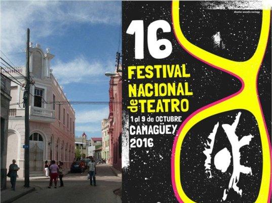 Mejoran infraestructura escénica de Camagüey para Festival Nacional de Teatro