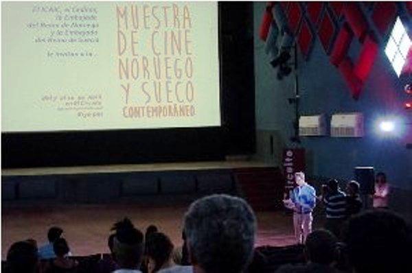 Camagüey mira hacia el Cine contemporáneo llegado de Noruega y Suecia
